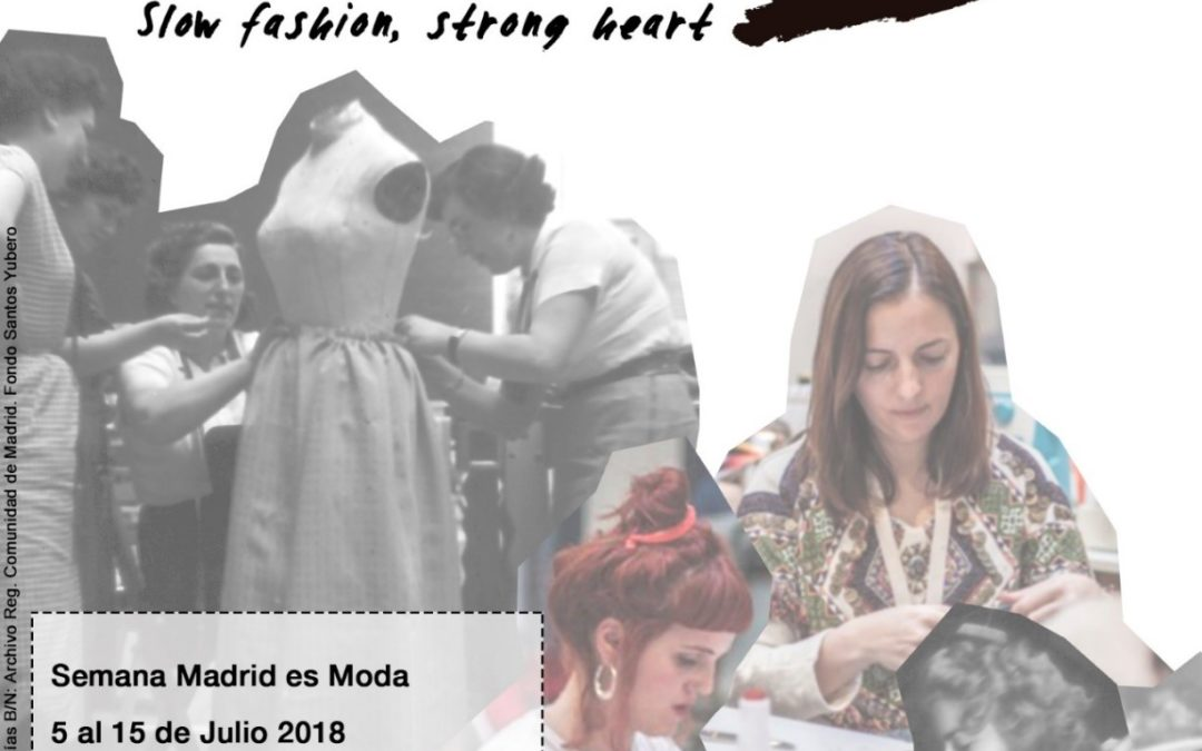 Madrid Fashion Week- Slow Heart 2018