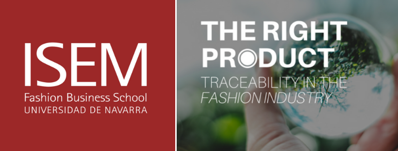 Study Abroad: The Right Product: Traceability in the Fashion Industry